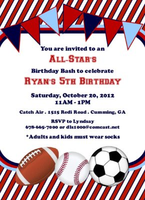 4All Star Party