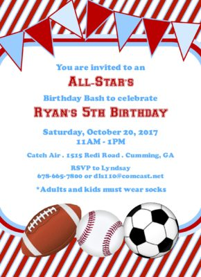 5All Star Party 2