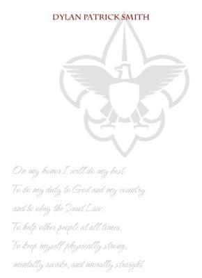 scoutshonorflatnotecard