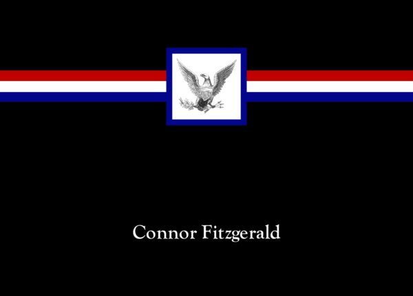 Honored Scout-Black Eagle Scout Folded Note Cards