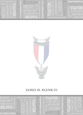 Opportunity-Grey Eagle Scout Flat Note Cards