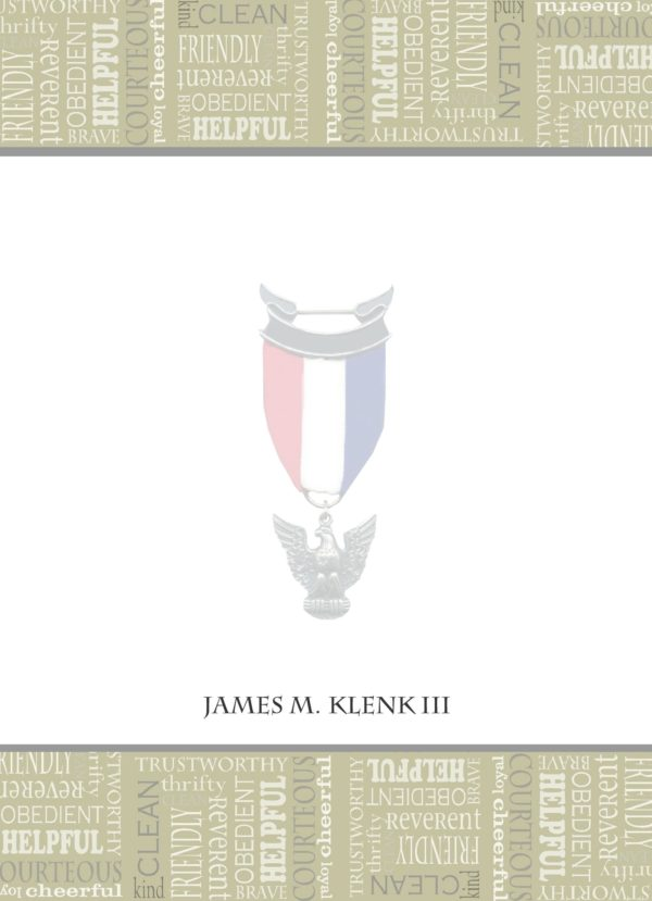 Opportunity-Khaki Eagle Scout Flat Note Cards