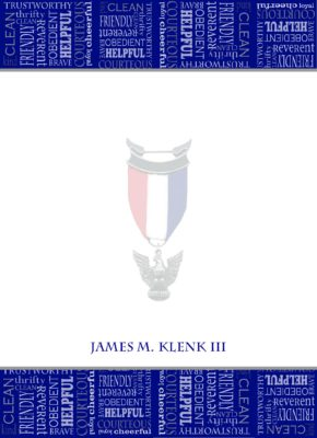 Opportunity-Blue Eagle Scout Flat Note Cards