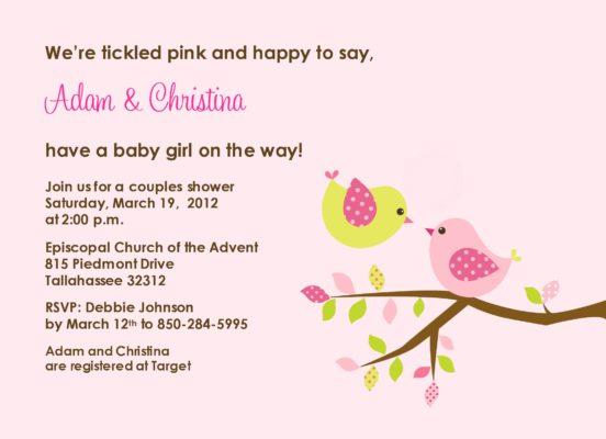 13Love Bird Baby - Pink