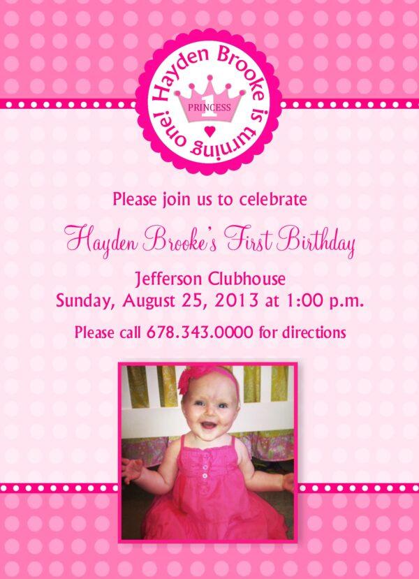 16Pink Princess Party
