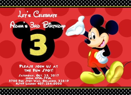 22Mickey Party