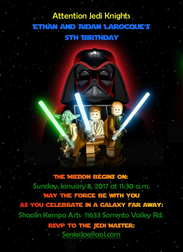33Star Wars Party