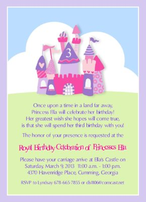 34Princess Castle Party