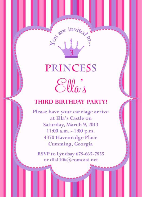 37Princess Castle Party 4