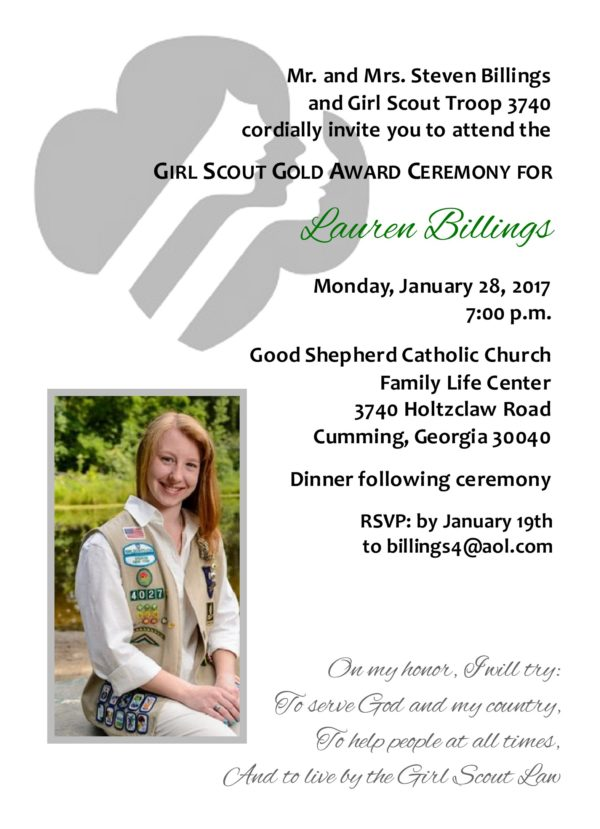 Considerate (photo) - Girl Scouts
